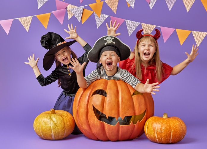Trick or Treat? What's Best For Your Child's Dental Health?