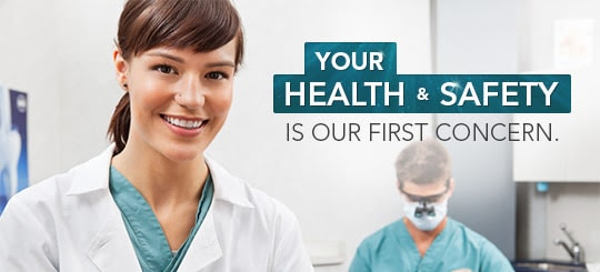 Your Health Is Our First Concern